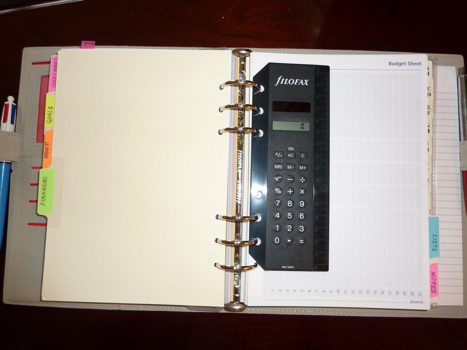 Как сделать filofax своими руками