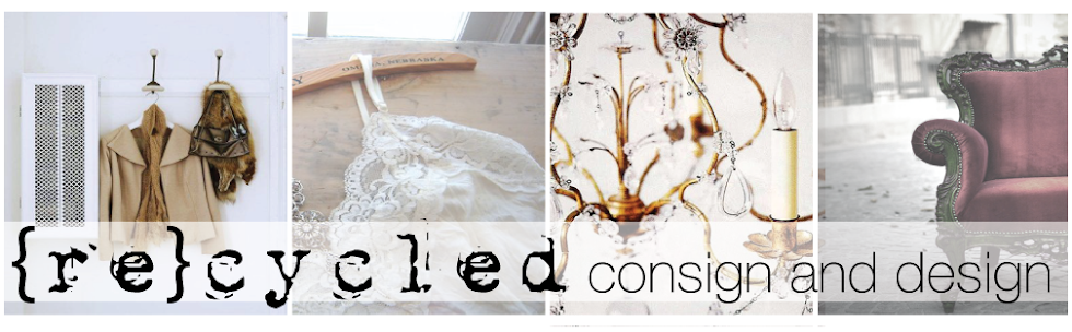 {re}cycled consign and design