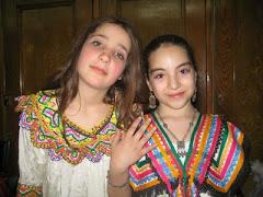 lisa et Katia