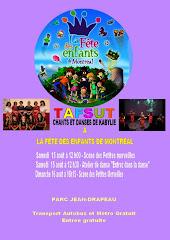 FÊTE DES ENFANTS 2009