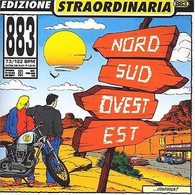 883 - Nord Sud Ovest Est