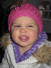 Isabella 15 months