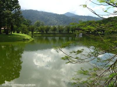 Taiping Lake 太平湖