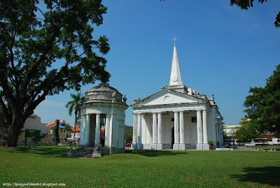 St George Church, Penang