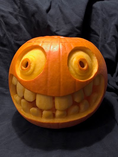 Halloween Special Crazy Pumpkin Carvings A Little Bit