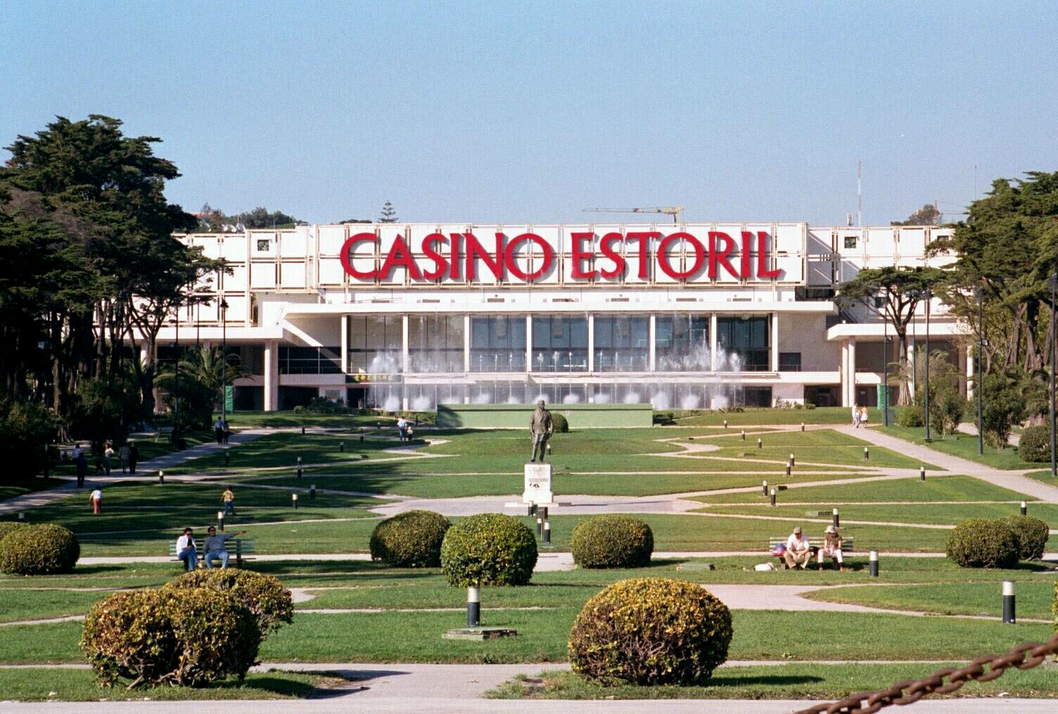 casino estoril shows