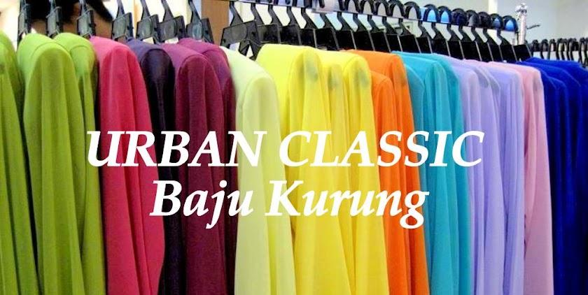 Urban Classic Baju Kurung