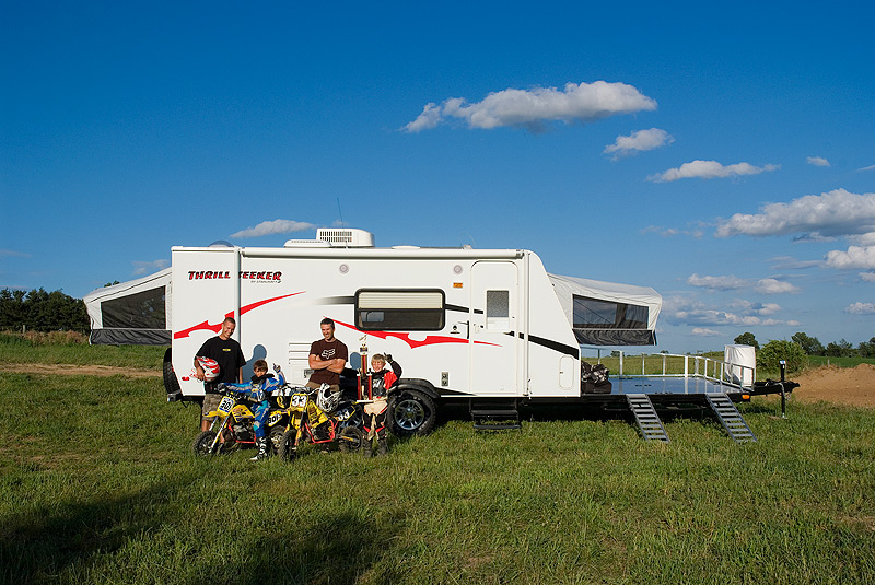 Fantastic Used PopUps Hybrid Truck Campers