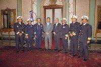 Presidente Fernandez; Son vergonzoso los escandalos que originaron miembros de la Marina de Guerra