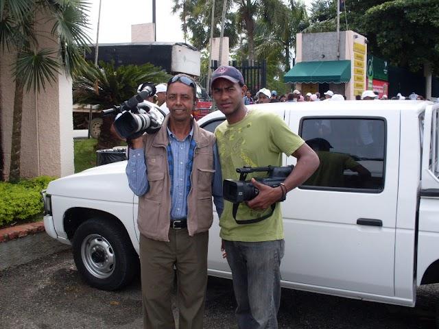 Reporteros de Fiesta