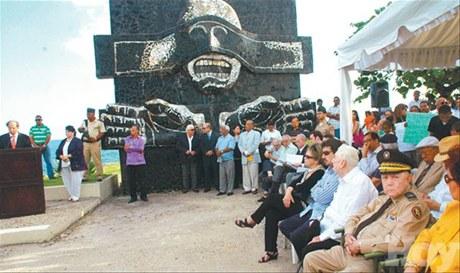 48 aniversario del asesinato de Trujillo.