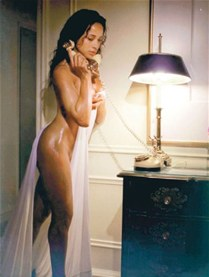 Actriz Dominicana Dania Ramírez se desnuda