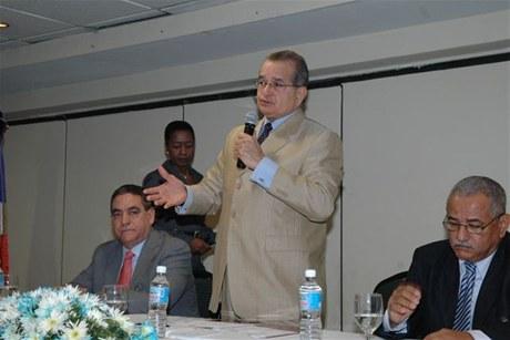Fidias Aristy, nuevo secretario general  LMD