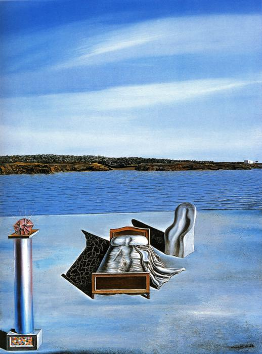 Salvador Dali Composition