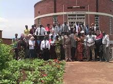 Cyangugu, Rwanda retreat