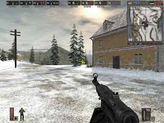 Battlefield 1942: Secret Weapons of WWII demo