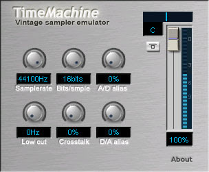 Time machine vst