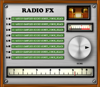Japanese VST radio FX