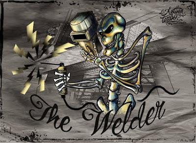 The Welder ...
