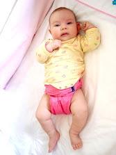 Bebé modelo