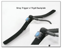 Strap Trigger with Rigid Backplate