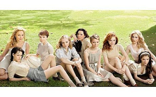 Vanity Fair New Hollywood 2010