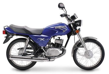 suzuki ax100-2