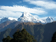 Annapurna South in Nepal