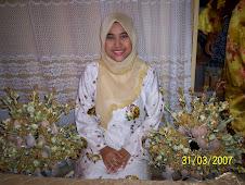 Hai i'm faezah...Terima kasih kerana melawat laman blog ini;)