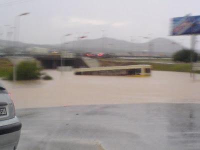 Inondations Tunis