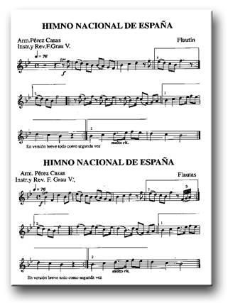 himno cara sol: