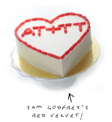 Sam godfrey cake recipes