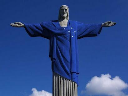 """""""O meu pai, eu sou Cruzeiro...""""Máfia Azul/""""Controle sua mente ou ela o destruirá.""""Ditado americano"""