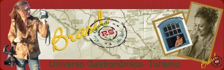 Universo Gastronômico e Turismo