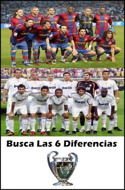 Busca Las6 Diferencias