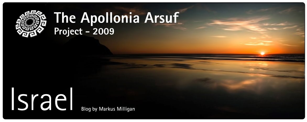 Apollonia Arsuf Project