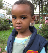 Nahome BEFORE: 1 of 4.5 million Orphaned Ethiopian Children