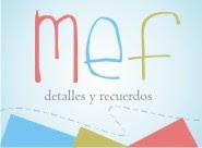 MeF Detalles y Recuerdos - Souvenirs y objetos en porcelana fría