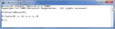 Basmi Virus Shortcut dengan Microsoft Security Essentials