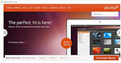 Ubuntu 10.10 (Maverick Meerkat) Rilis Hari Ini
