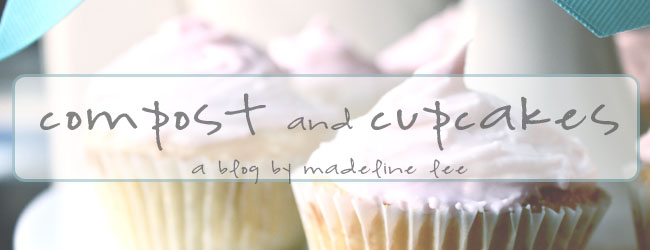compost and cupcakes