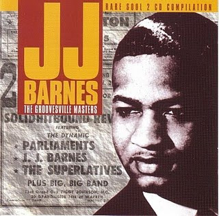 J.J Barnes - The Groovesville Masters CD 1