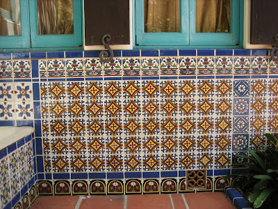 L.A. Places: Adamson House: Malibu Tiles