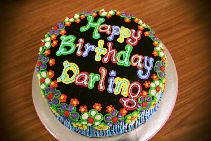 Rizq Cakes Happy Birthday Darling