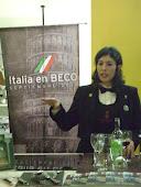 Cata de vinos Italianos en Beco