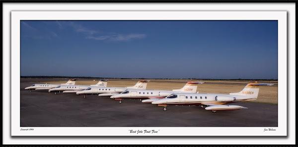 Learjet Model 25