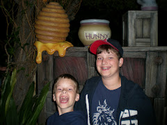 Ian & Jonah - Disneyland