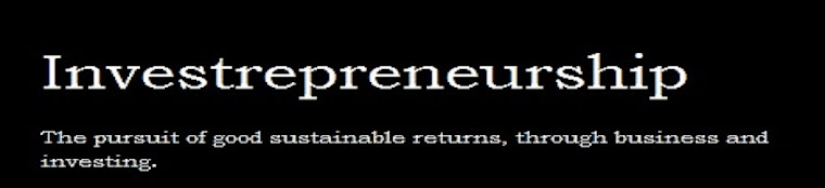Investrepreneurship