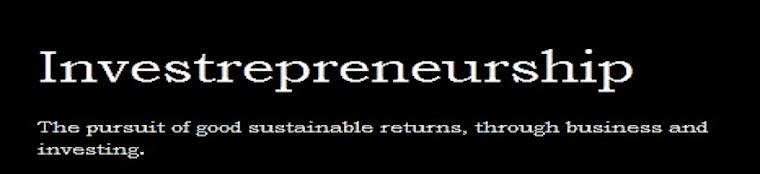 Investrepreneurship