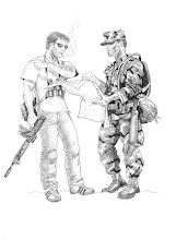 Special Forces are wellcome